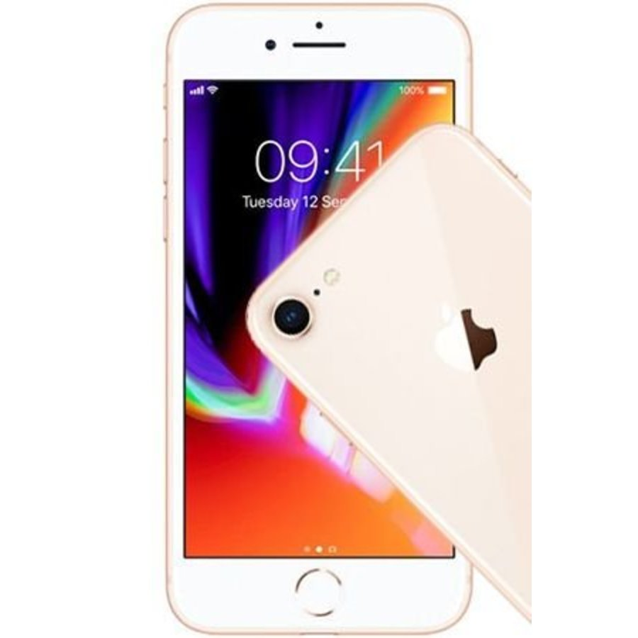 Apple iPhone 8 64GB Gold (64GB Gold)