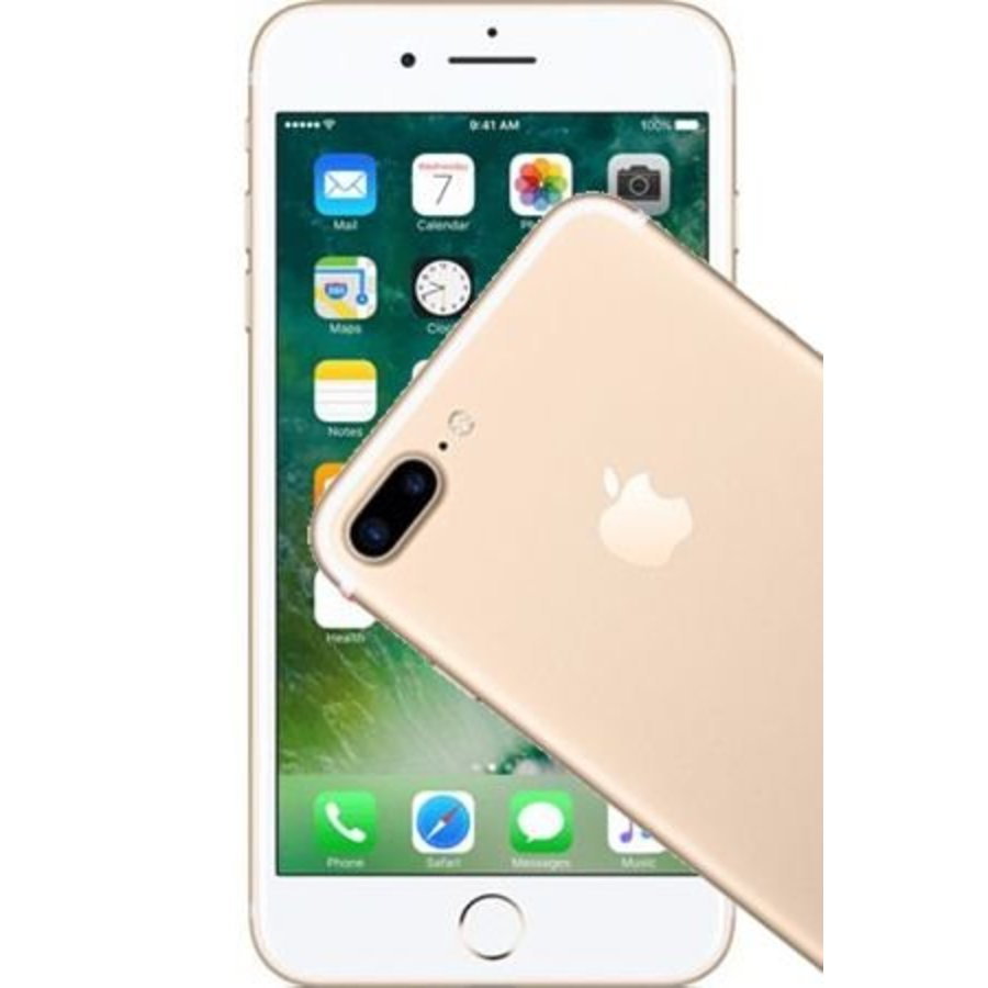 Apple iPhone 7 Plus 32GB Gold (32GB Gold)-1