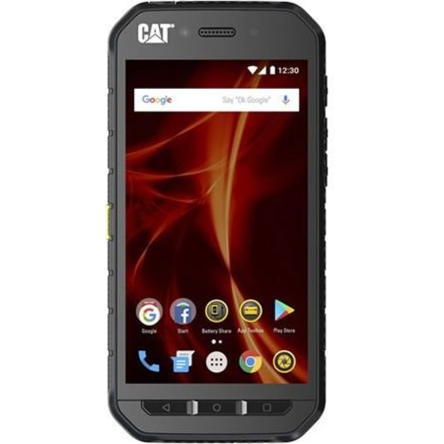 Caterpillar CAT S41 32GB Dual Sim Black (Black)-1