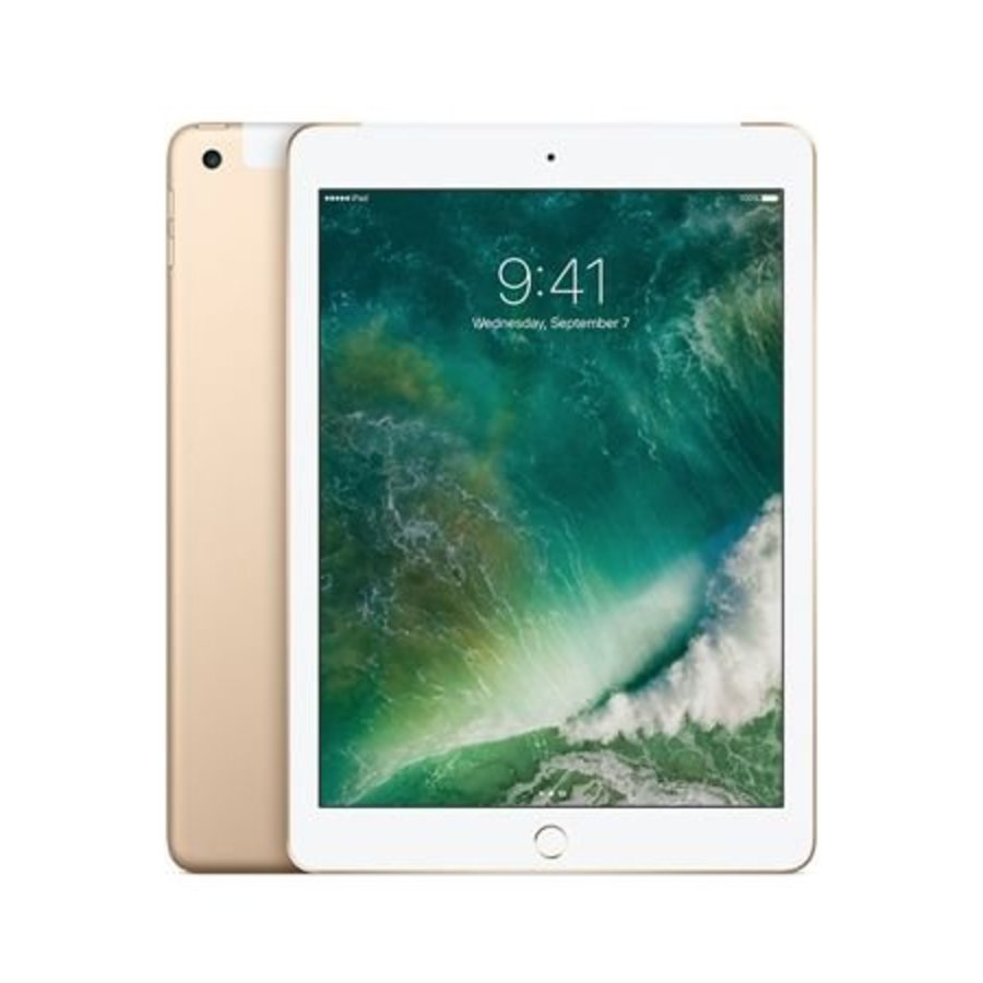 Apple iPad 9.7 2018 WiFi 128GB Gold (128GB Gold)-1