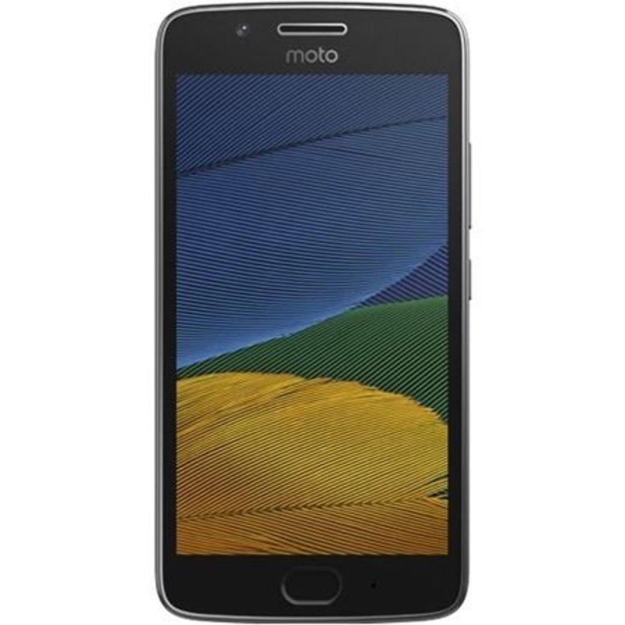 Motorola Moto G5S Dual Sim XT1794 Grey (Grey)-1