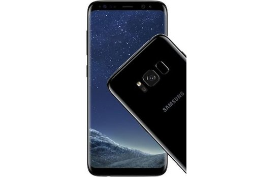 Samsung Galaxy S8 Duos G950FD 64GB Import Midnight Black