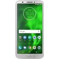Motorola Moto G6 Dual Sim Silver (Silver)