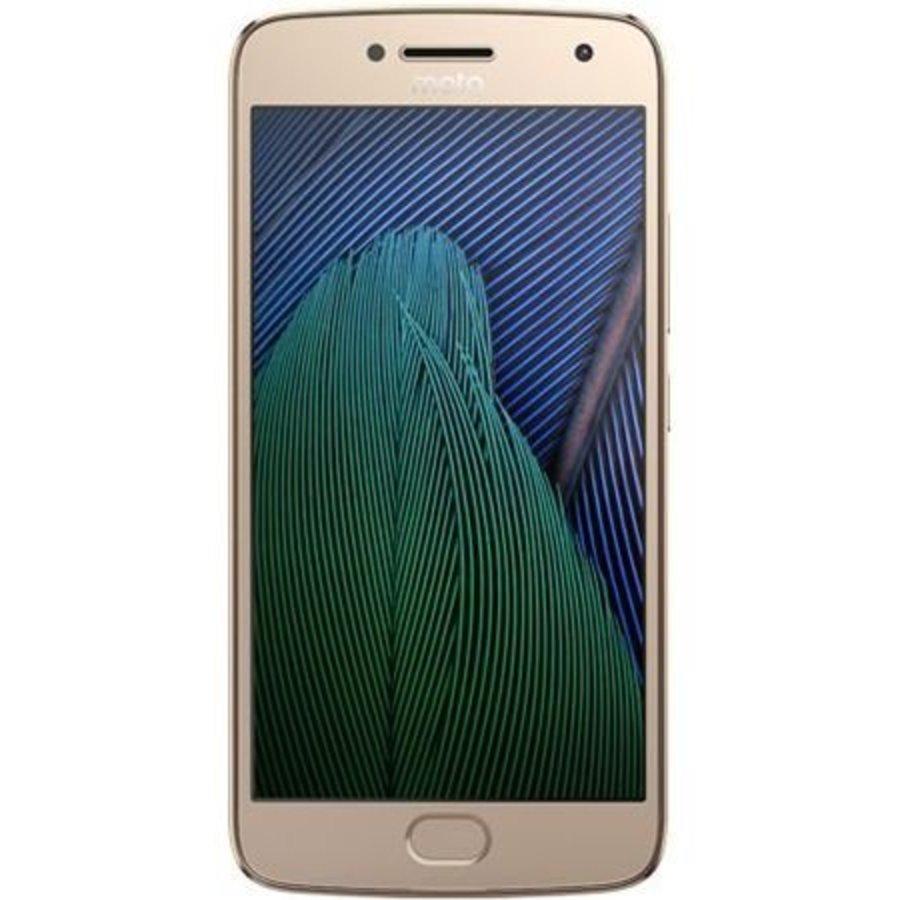 Motorola Moto G5 Plus Dual Sim XT1685 Fine Gold (Fine Gold)-1