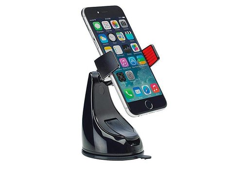 OSO autohouder 360 Grip Mount - zwart