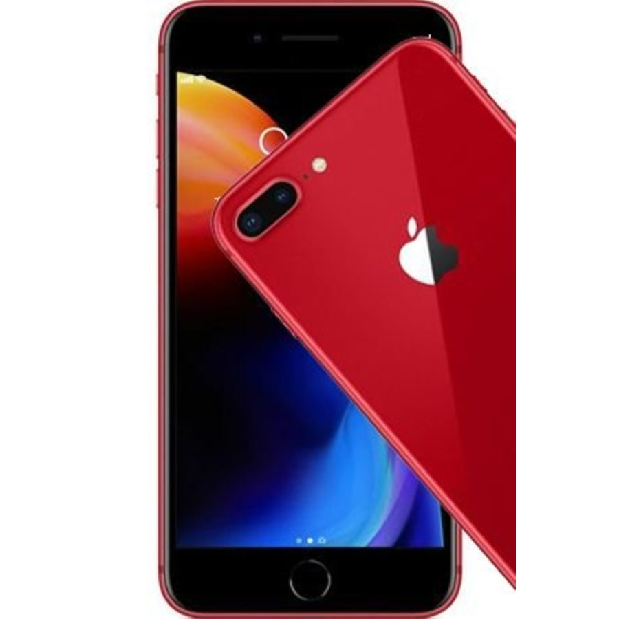 Apple iPhone 8 Plus 256GB Red (256GB Red)