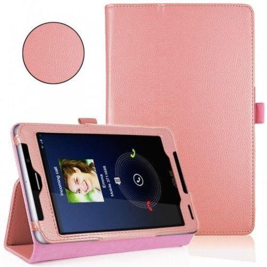 Case2go Asus Fonepad 7 ME372 hoes roze