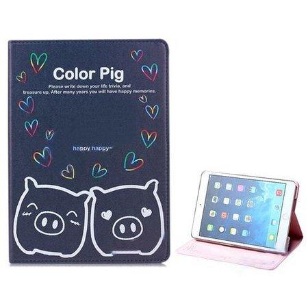 Case2go Ipad Air hoes color pig