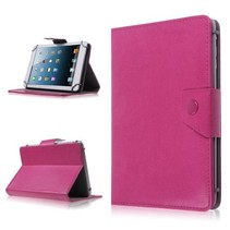 7 inch tablet hoes magenta - universeel