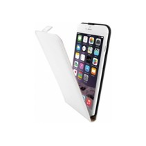 Mobiparts Premium Flip Case Apple iPhone 6 Plus White