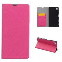 Book Case voor Sony Xperia Z5 - Roze