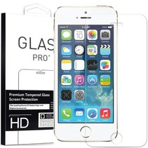 iPhone 5/5C/5S/SE Tempered Glass Screenprotector