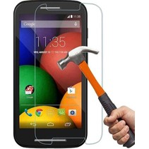 Motorola Moto E Tempered Glass Screenprotector