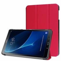 Samsung Galaxy Tab A 10.1 Tri-Fold Book Case Rood