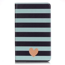 Samsung Galaxy Tab A 7.0 Book Case Stripes