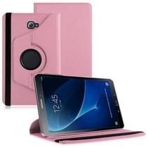 Samsung Galaxy Tab A 10.1 draaibare hoes Roze
