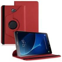Samsung Galaxy Tab A 10.1 draaibare hoes Rood