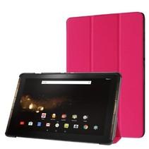 Acer Iconia Tab 10 A3-A40 Tri-Fold Book Case Magenta