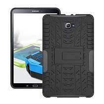 Samsung Galaxy Tab A 10.1 Schokbestendige Back Cover Zwart