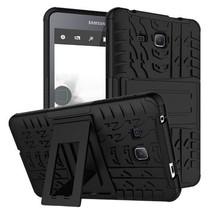 Samsung Galaxy Tab A 7.0 2016 Schokbestendige Back Cover Zwart