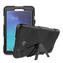 Samsung Galaxy Tab E 9.6 Extreme Armor Case Zwart