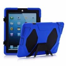 iPad 2,3,4 Extreme Armor Case Donker Blauw