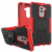 Honor 6X Schokbestendige Back Cover Rood