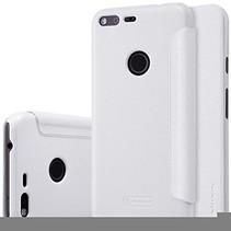 Nillkin Sparkle Series Leather Case - Google Pixel - Wit