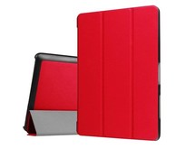 Acer Iconia One 10 B3-A30 Tri-Fold Book Case Rood