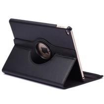 iPad 9.7 - 360 graden draaibare hoes - Zwart