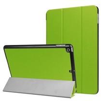 iPad 9.7 - Tri-Fold Book Case - Groen
