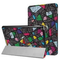 iPad 9.7 - Tri-Fold Book Case - Retro