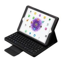 iPad 9.7 - Bluetooth Toetsenbord Hoes - Zwart