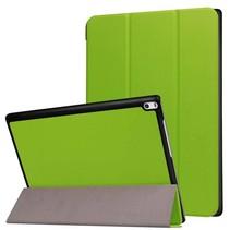 Lenovo Tab 4 10 - Tri-Fold Book Case Groen