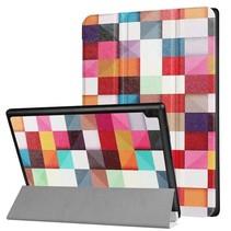 Lenovo Tab 4 10 - Tri-Fold Book Case Blocks