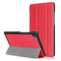 Lenovo Tab 4 8.0 Plus - Tri-Fold Book Case - Rood