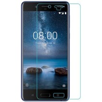 Nokia 8 Tempered Glass Screenprotector