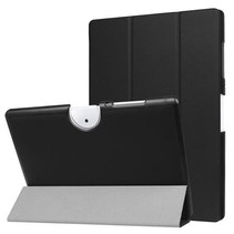 Acer Iconia One 10 B3-A40 Tri-Fold Book Case Zwart