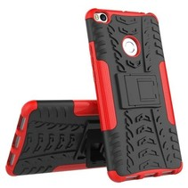 Xiaomi Mi Max 2 Schokbestendige Back Cover Rood