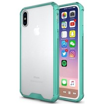 Hybrid Armor Case - iPhone X - Turqouise
