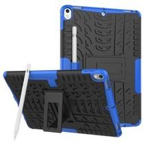 iPad Pro 10.5 2017 Schokbestendige Back Cover Blauw