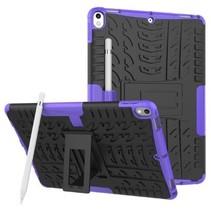 iPad Pro 10.5 2017 Schokbestendige Back Cover Paars