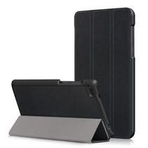 Lenovo Tab 4 7 Essential - Tri-Fold Book Case - Zwart