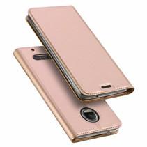 Dux Ducis Skin Pro Series case - Motorola Moto Z2 Force - Roze