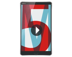 MediaPad M5 8.4