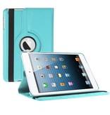 Case2go 360 graden draaibare hoes voor de Ipad 2/3/4 - Licht Blauw
