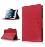 Case2go 7 inch tablet hoes rood - universeel