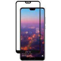 Huawei P20 Pro - Full Cover Screenprotector - Zwart
