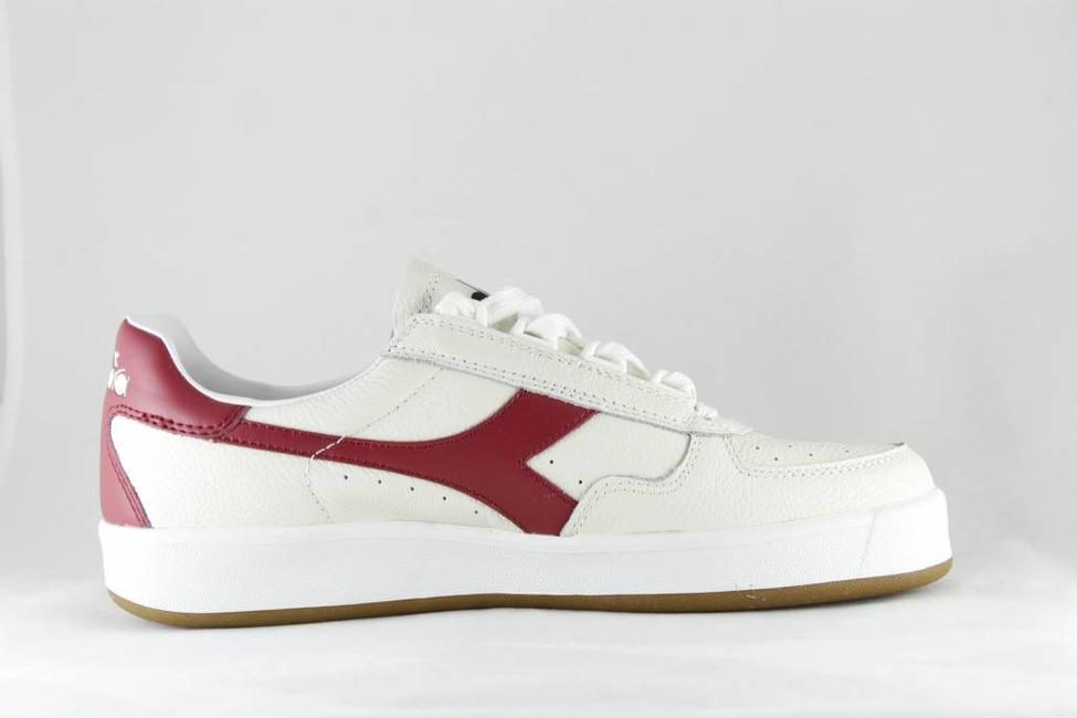 Diadora DIADORA B.ELITE L White/Tibetan Red