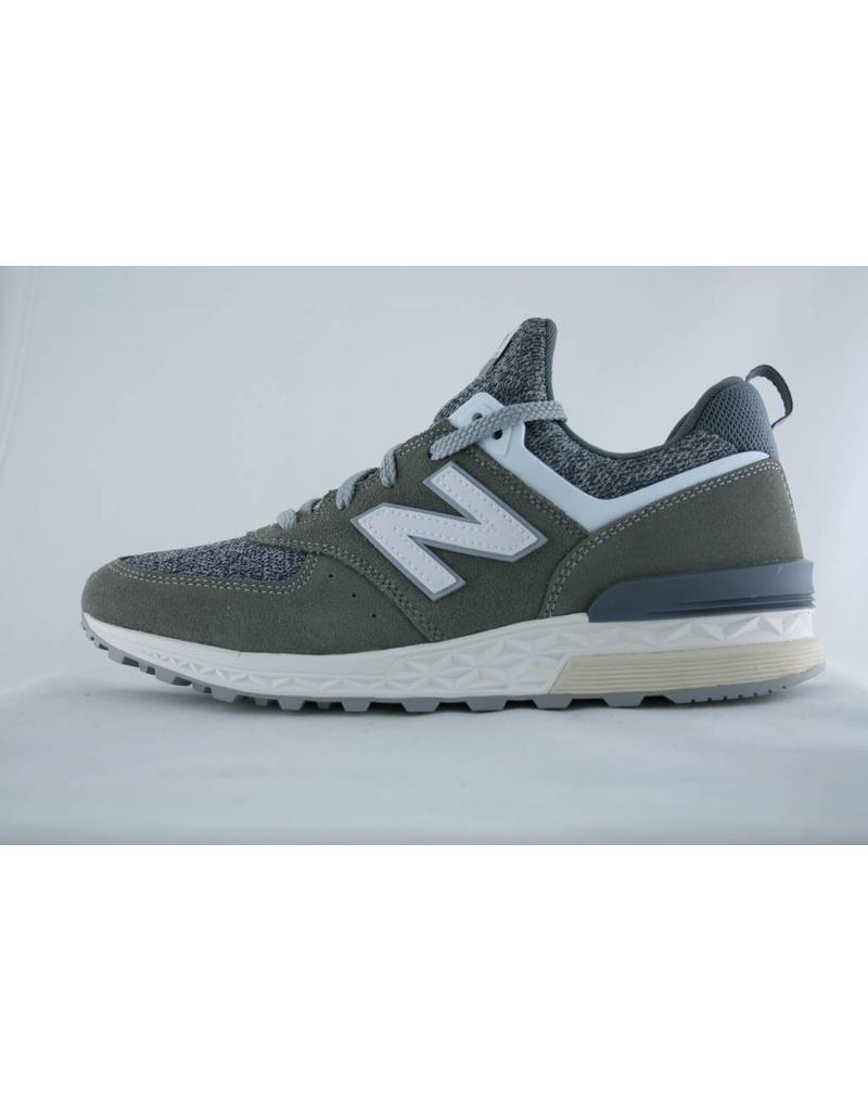 New Balance M NEW BALANCE MS574 D BG Grey